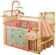 Abracadabra Fairy Garden 4 Pcs Crib Set