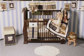 Abracadabra Forever Friend 4 Pcs Crib Set