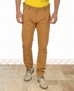 Arsole Cotton  Camel  Chinos