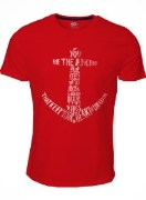 Positive Vibration PVMR002 Mens Be The Anchor T-Shirt