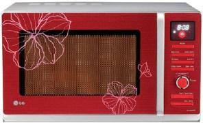 LG MC-8082PRR Microwave Oven