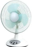 Emergency Oxygen Typhoon Table Fan