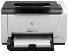 HP Laserjet Printer (Color) CP-1025