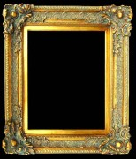 Baba Real Art Wooden Photo Frame