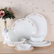 Corelle Floral Fantasy Dinner Set
