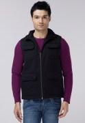 Allen Solly Cotton Sweat Jacket