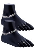 Xcite Anklets And Toe Rings With Studded Czs