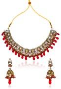 Royal Diadem Necklace Set