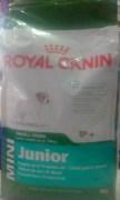 Royal Canin Mini Junior Pet Food
