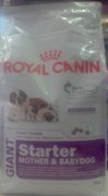 Royal Canin Giant Starter Pet Food