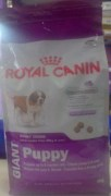 Royal Canin Giant Puppy Pet Food