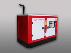 Eicher 25KVA Generator