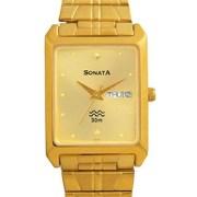 Sonata 7007YM05 Mens Watch