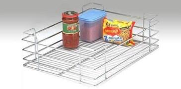 Maruthi Metal Kitchen Basket