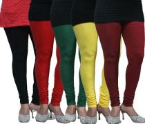 FnMe-Fnmelgcom140-Women's Leggings (Pack of 5)
