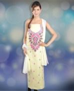 Deepika Voil Unstitched Suits