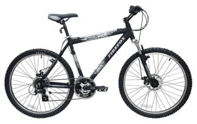 Firefox Target 21 Speed Disc Bicycle