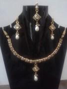 Sai Handicraft Code 8.45 Necklace Set