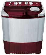 LG P7255R3F Semi-Automatic 6.2 kg Washer Dryer
