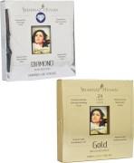 shahnaz husain Gold & Diamond kit + free Diamond kit