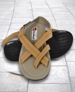 Mens Sandal Brown Color