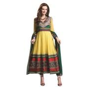Adah Fashions-549-8025-Pure Georgette Anarkali Dress