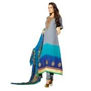 Adah Fashions-532-5226-Georgette Anarkali Dress