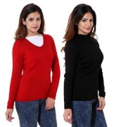 Casa Nova casa_c2_75 Pack of 2 Comfy Sweater for Women