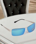 Blue Mirror Sunglasses For Men