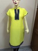 Stylish Cotton Kurti For Women - AE21
