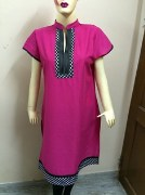 Stylish Cotton Kurti For Women - AE22