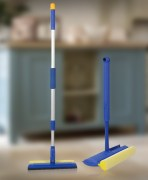 Telescopic Squeegee + Wiper Set Combo