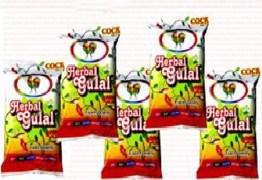 Herbal Gulal-Pack of 5
