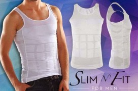 Qubeplex Q11 Slim N Lift Men's Slimming Vest