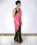 Mandira Bedi Bollywood Saree