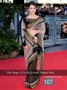 aishwayra saree at awards