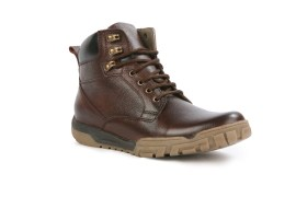 Bacca Bucci 7400 Genuine Leather Boots For Men