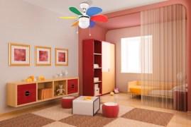 Leds-C4 Ventilacio BORACAY Ceiling Fan