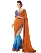 Shoppingover 1503KC Gorgeous Designer Saree