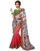 Shoppingover 1501KC Gorgeous Designer Saree