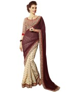 Shoppingover 1507KC Gorgeous Designer Saree