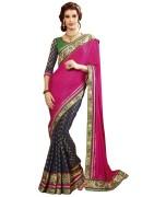 Shoppingover 1508KC Gorgeous Designer Saree