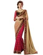 Shoppingover 1509KC Gorgeous Designer Saree