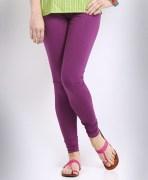 Purple Color Legging For Women