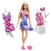 Barbie X2268 Fashionistas Doll Ultimate Wardrobe Assortment