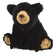 Wild Republic 10901 CK Black Bear Baby