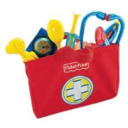 Fisher Price L6556 Medical Kit With Bag
