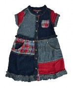 Nautinati K1411 Denim Kids Wear