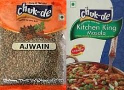 Chuk De S001 Ajwain And Kitchen King Masala