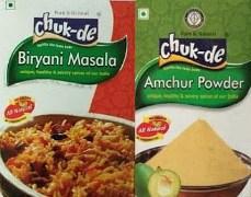 Chuk De S002 Biryani Masala And Amchur Powder
